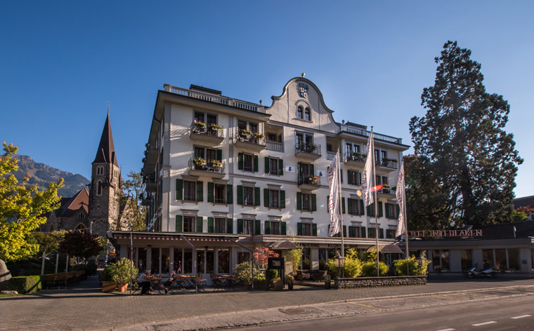 Better with age: historic hotels around the world