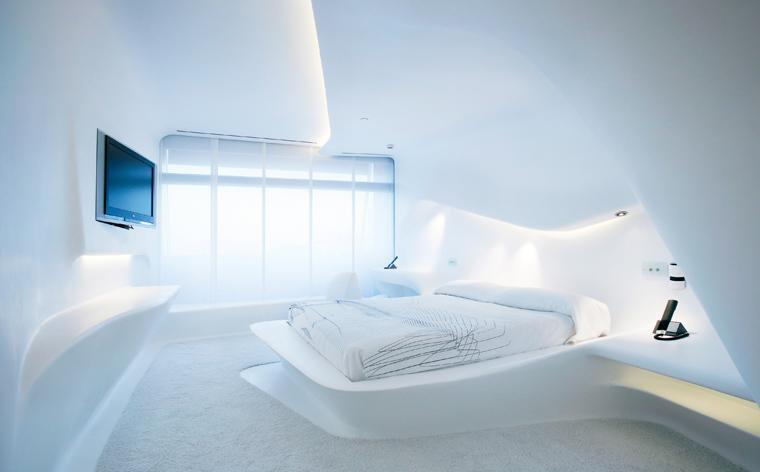 Back to the future: 10 futuristic hotels