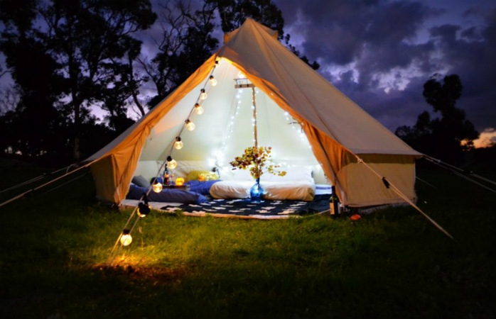 romantic getaways perth - nomadika