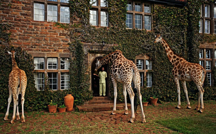 The 22 most unique hotels in the world