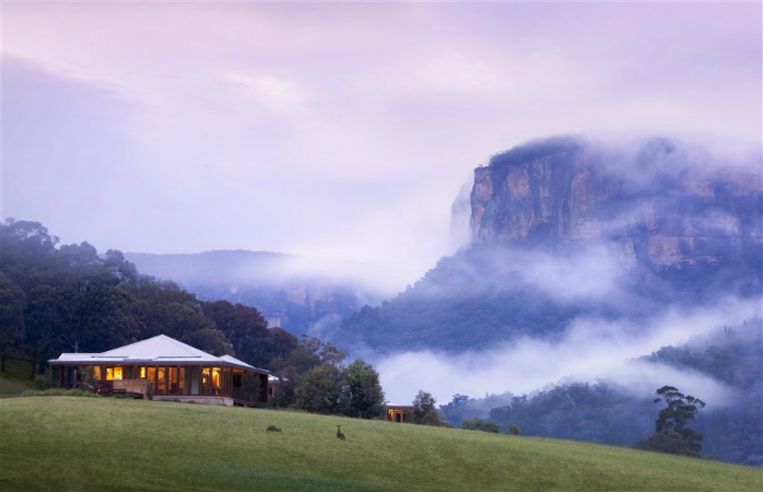 romantic getaways sydney - wolgan valley