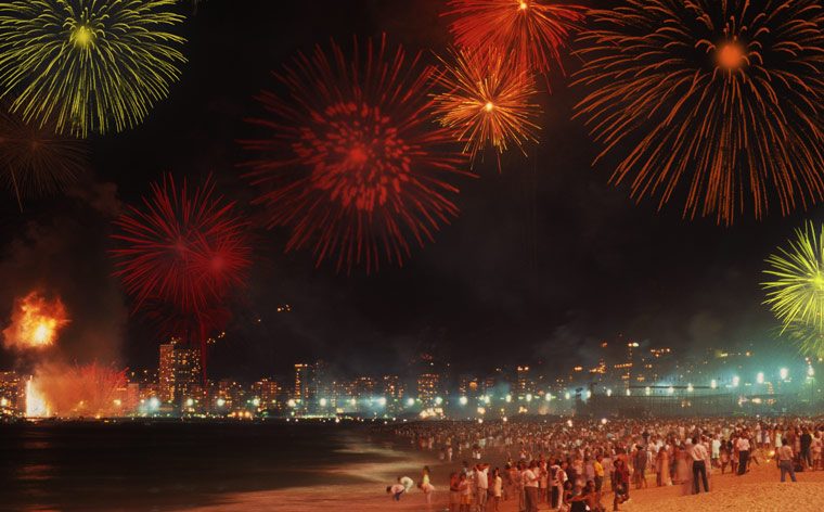 """The best New Year's Eve destinations to shout """"Happy New Year"""""""
