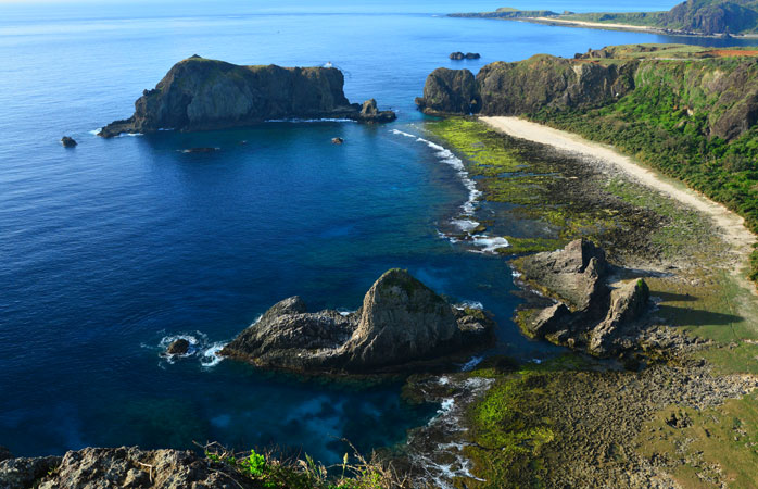 Beyond the underwater seascapes, Green Island's nature will keep you busy for a while