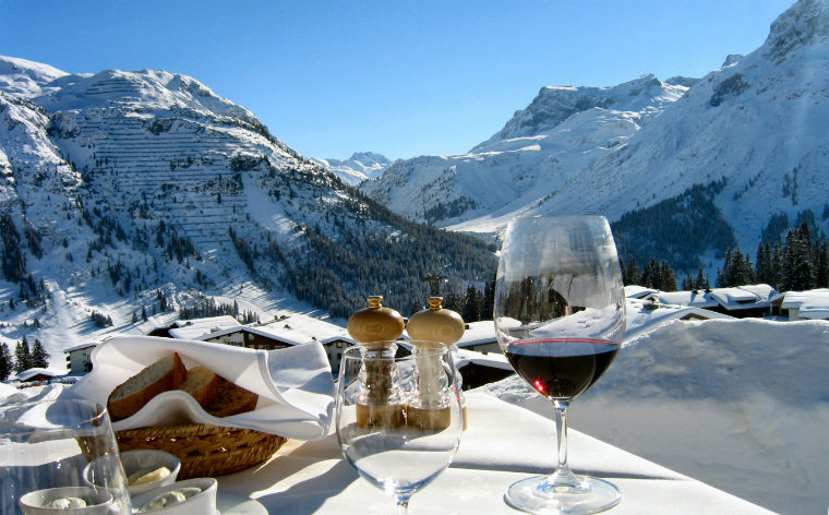 The best luxury ski resorts on the planet