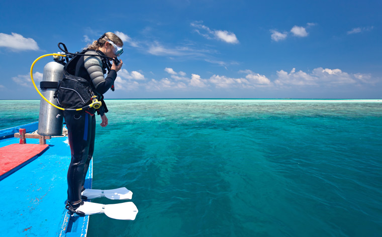 Scuba diving for beginners: tips for your first diving trip