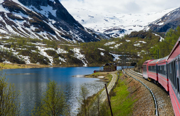 Discover Norway's most spectacular scenery from the Bergen Line
