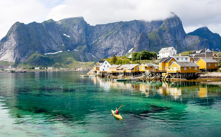 Summer dreaming: escape to the best islands in the Nordics