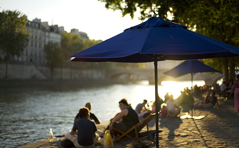 Summer in the city: Europe's best urban beaches