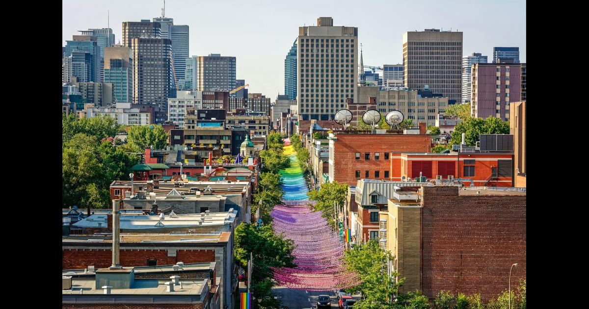 Gay montreal hotel